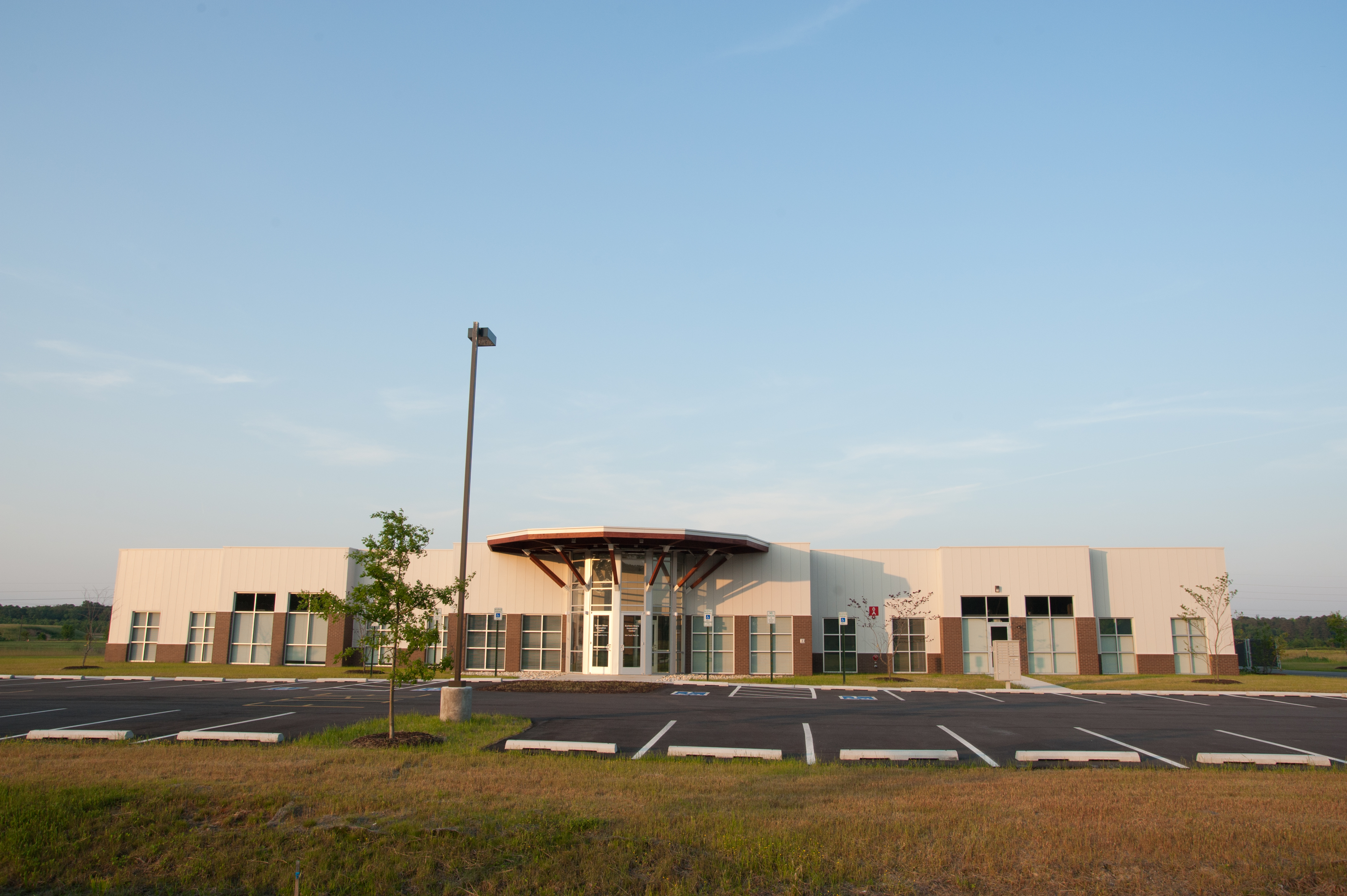 Pre-Engineered Business Incubator on Maryland's Eastern Shore